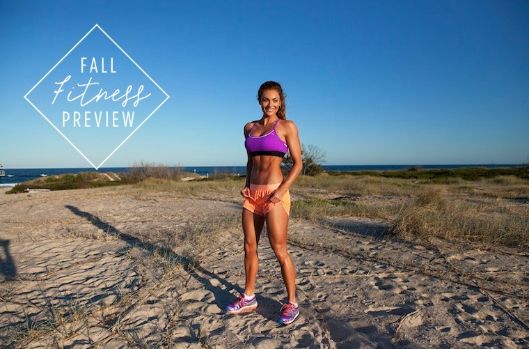 Your fall fitness workout plan—customized by Emily Skye