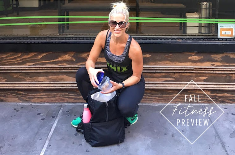 Thumbnail for 9 in-demand fitness trainers reveal the snacks in their gym bags