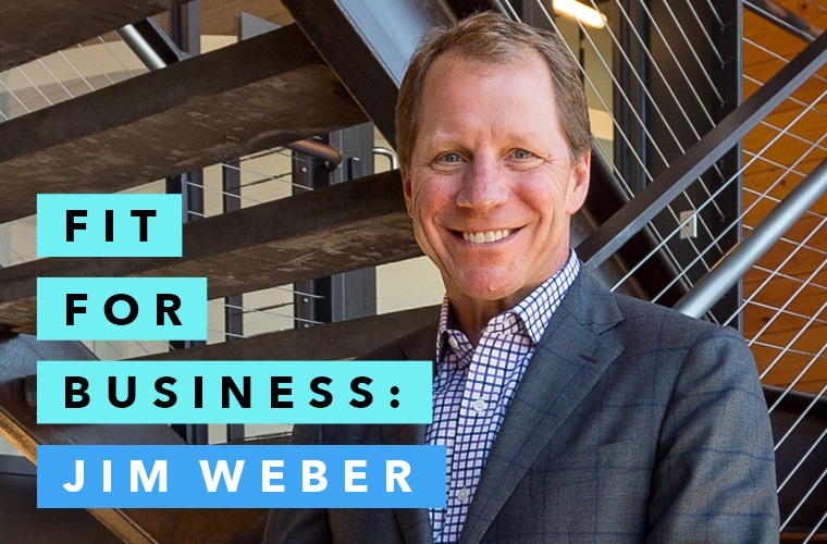 Thumbnail for Why Brooks CEO Jim Weber is a big believer in bold decisions