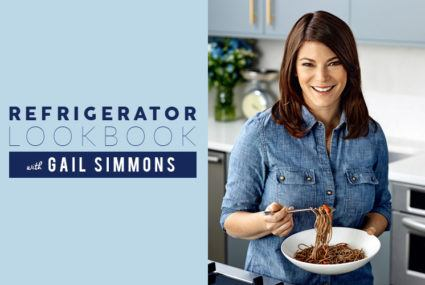 How Top Chef's Gail Simmons stays healthy, no matter what's served up at work