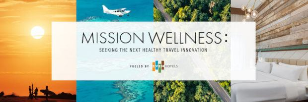 Attention geniuses! We're seeking the next healthy travel innovation