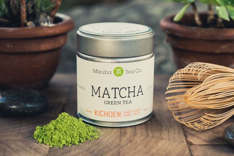 Mizuba Tea Co. matcha