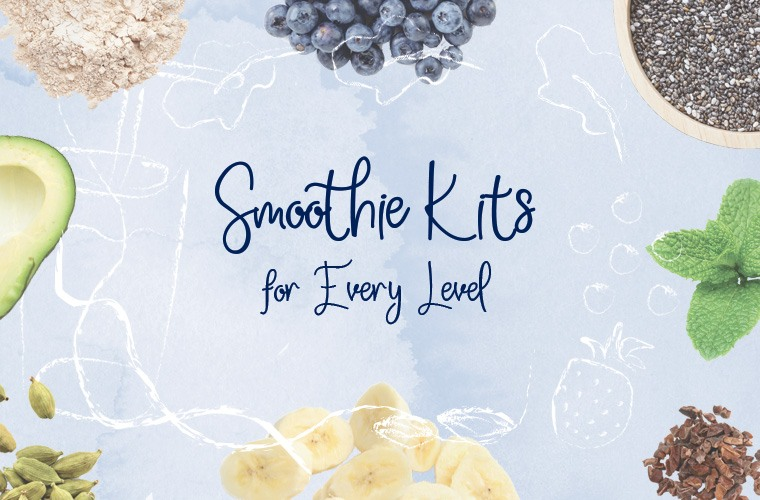 Smoothie Kits For Every Level