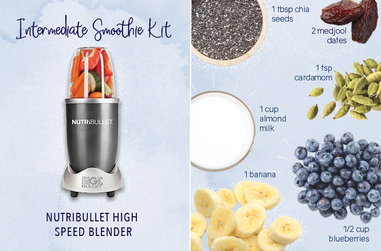 Intermediate Smoothie Kit