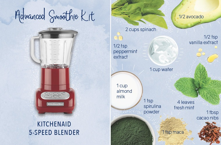 Advanced Smoothie Kit