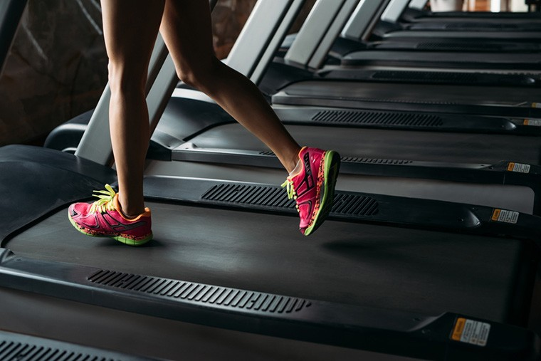 Thumbnail for 5 treadmill hacks for crushing your next indoor run