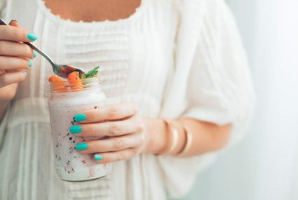 You can now get a chia seed parfait under $5 at the drive-through