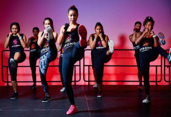 Zumba gets a HIIT makeover with its first non-dance class