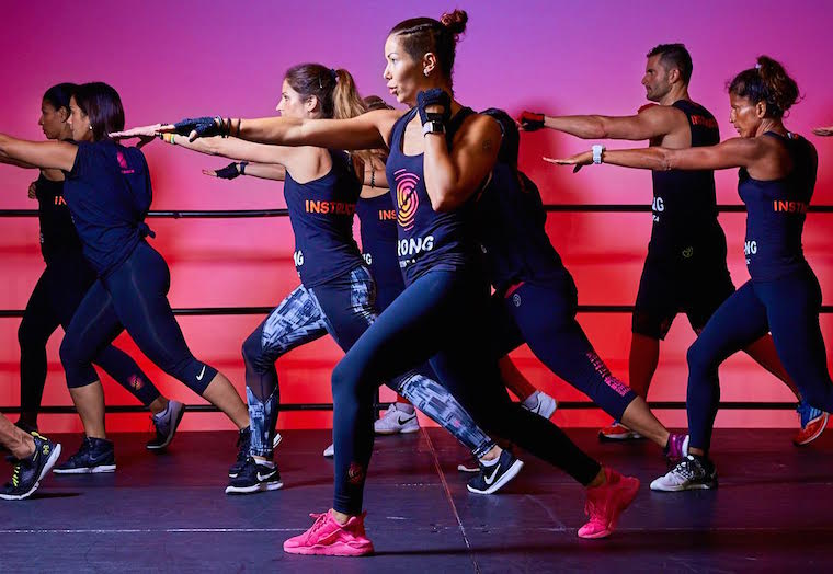 Zumba's New Class Is All About Strength Training