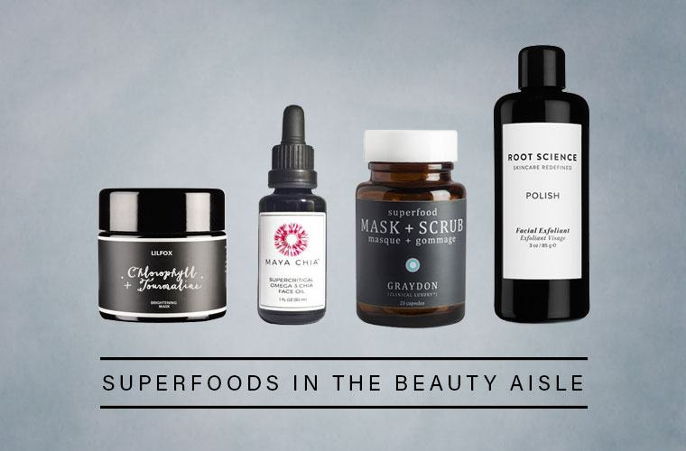 Thumbnail for Power up Your Skin With These 9 Superfood Beauty Products