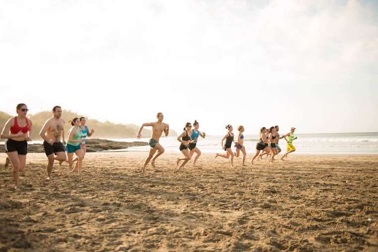 NYC run clubs and fitness retreats