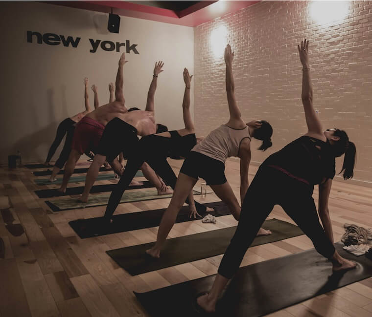 Photo: Sweat Yoga