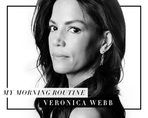 Thumbnail for The healthy beauty secret that all supermodels live by, according to Veronica Webb