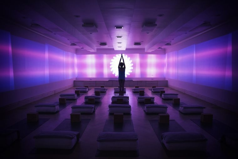 Woom is a totally new kind of sense-stimulating wellness center