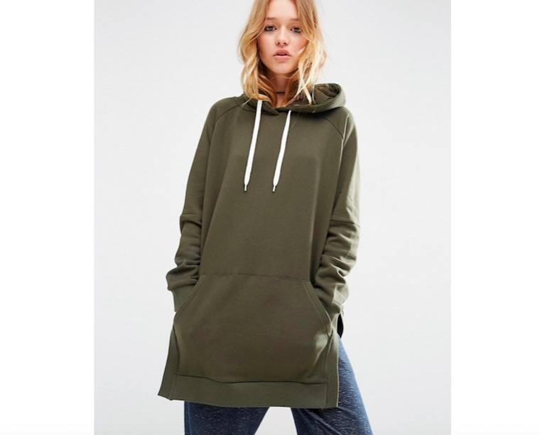 asos oversized sweatshirt