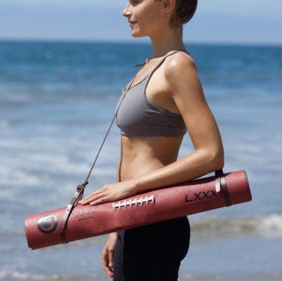 Would you buy a $1,000 yoga mat?