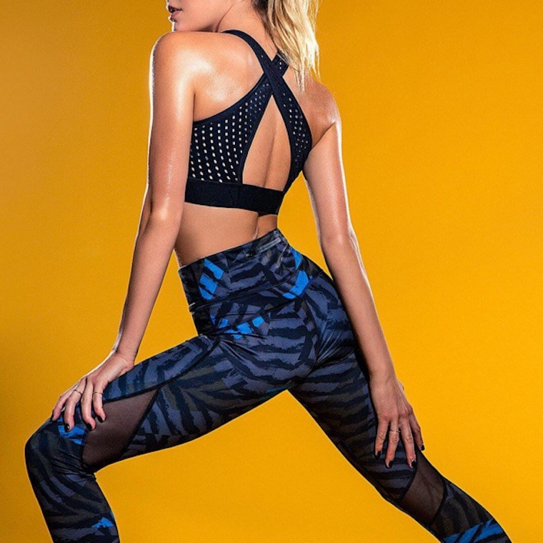 Thumbnail for The 8 fall leggings (with ultra-chic prints) you need right now