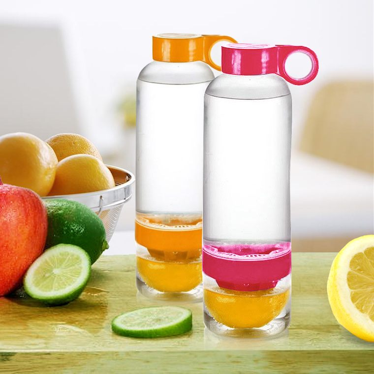 citrus zinger sport water bottle