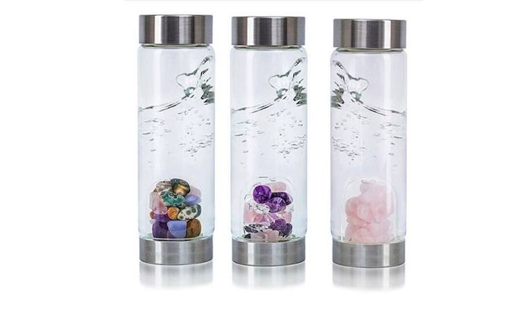 VitaJewel water bottle