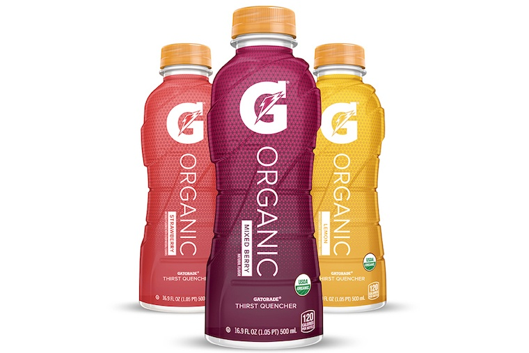 Thumbnail for Is Gatorade's new G Organic drink actually healthy?