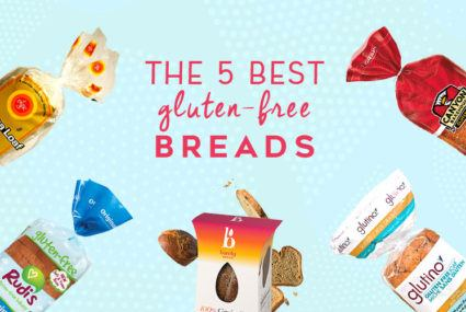The 5 healthiest (and tastiest) gluten-free breads
