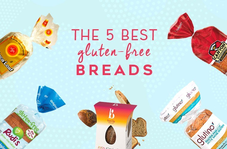 The 5 healthiest (and tastiest) gluten-free breads