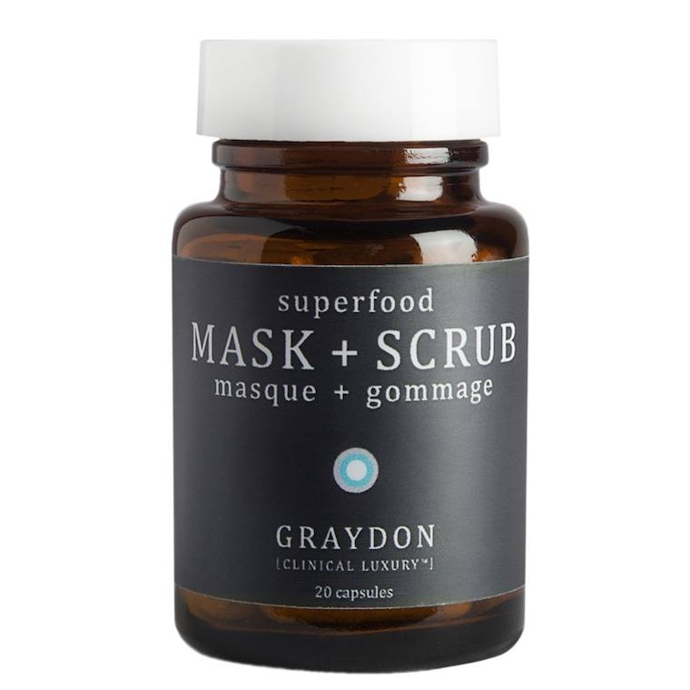 graydon superfood mask
