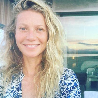 Why Gwyneth Paltrow's on board with the #nomakeup movement