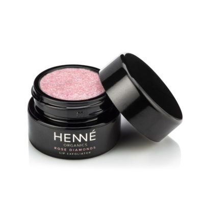 Henne Organics Rose Diamonds Lip Exfoliator