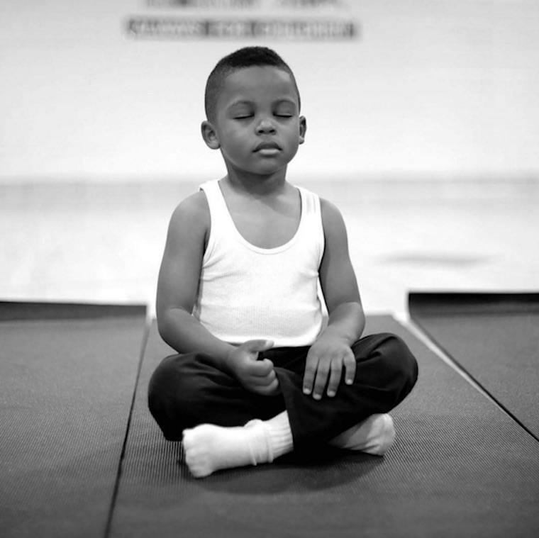 See what happened when this school replaced detention with meditation