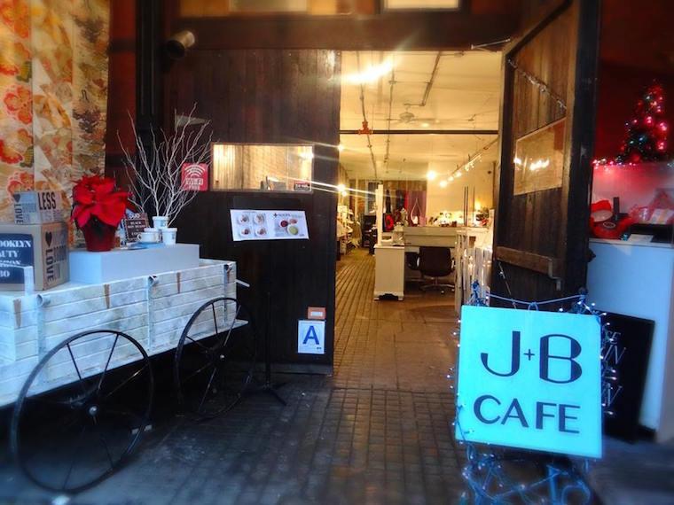 J+B Design Cafe