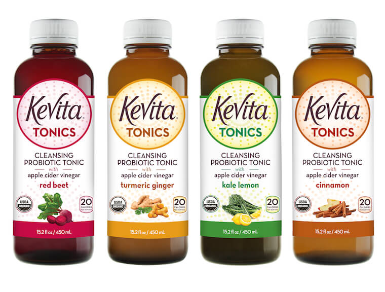 Kevita drinking vinegars