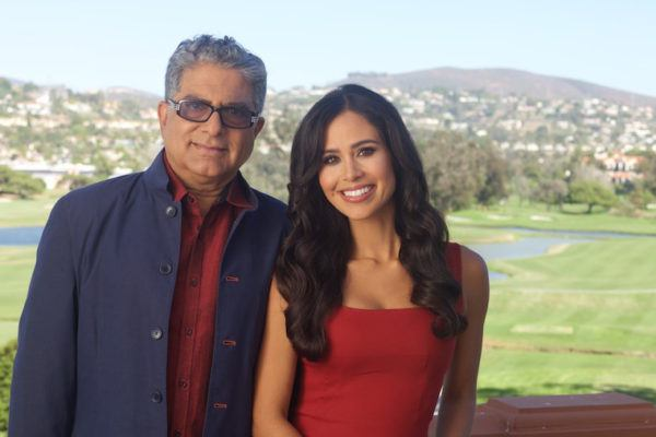 Deepak Chopra and Kimberly Snyder are getting radical together