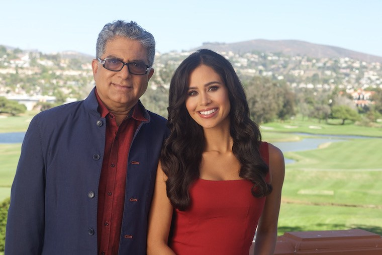 Thumbnail for Deepak Chopra and Kimberly Snyder are getting radical together