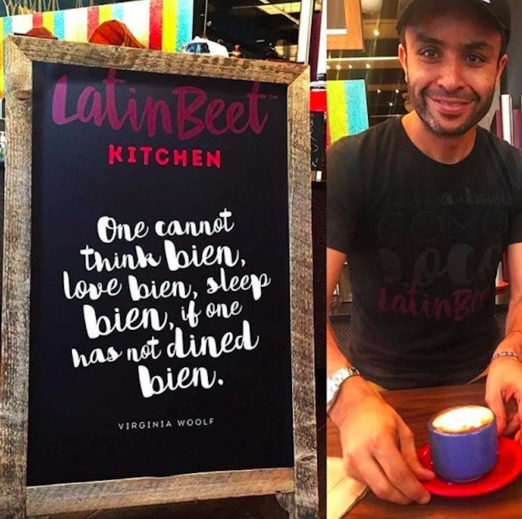 Latin Beet Kitchen