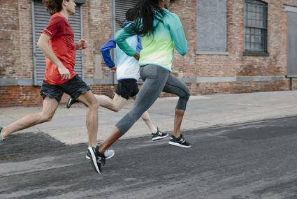 How to reach the finish line stronger at your next race (and win free sneakers!)