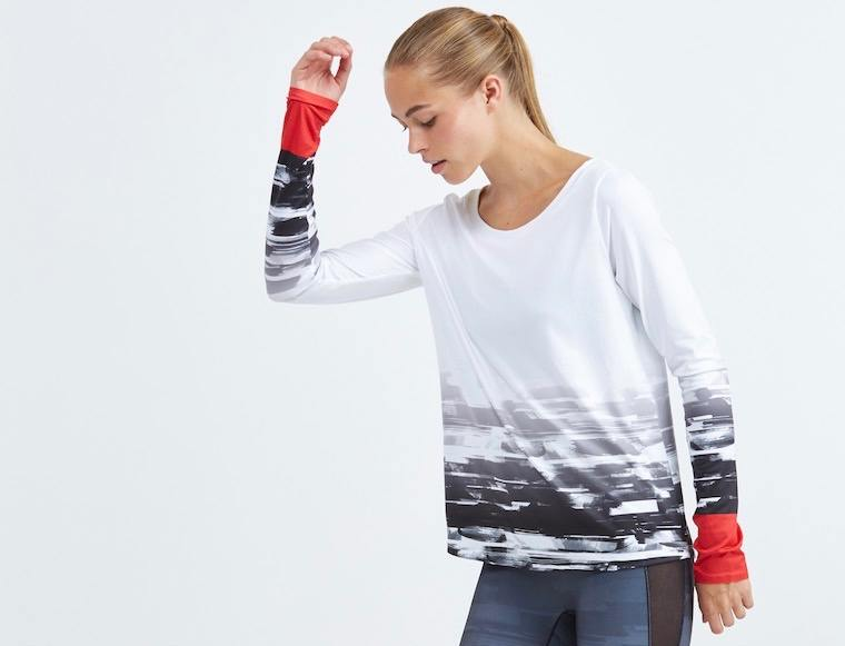 Thumbnail for This high-fashion activewear collection is going to be huge