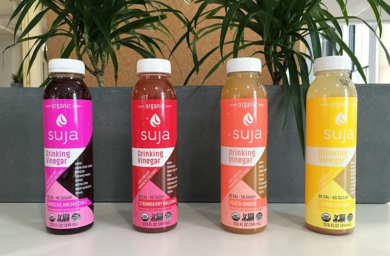 Suja Drinking Vinegars