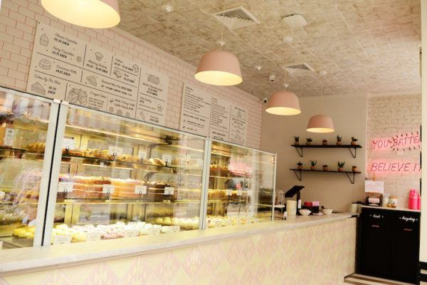 The 5 most drool-worthy healthy(ish) offerings at By Chloe's new bakery
