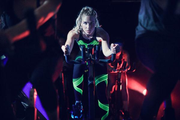 Why reflective activewear is trending…indoors