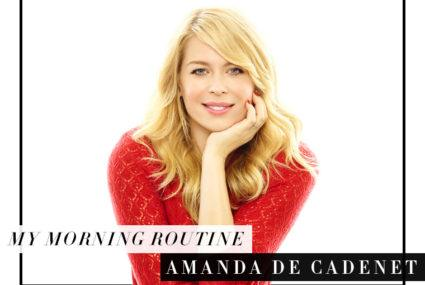 The foolproof breakfast smoothie that Amanda De Cadenet drinks every single day