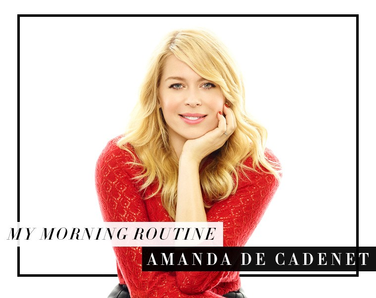 Thumbnail for The foolproof breakfast smoothie that Amanda De Cadenet drinks every single day