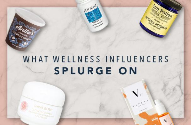 Healthy splurges that are worth it, according to wellness insiders