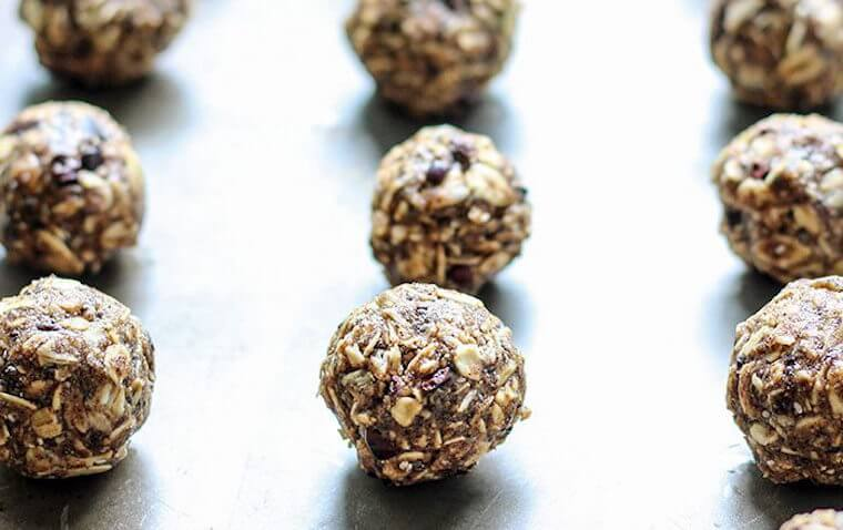 Dirty Chai Balls recipe