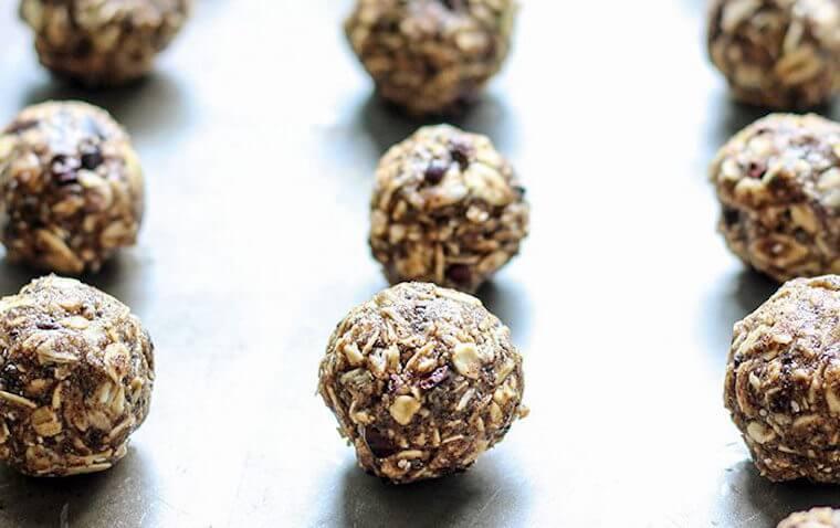 Dirty Chai Balls recipe