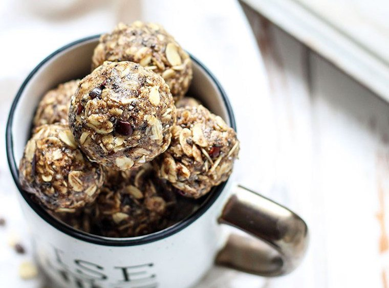 Thumbnail for These dirty chai energy balls are the most delicious way to beat the afternoon slump
