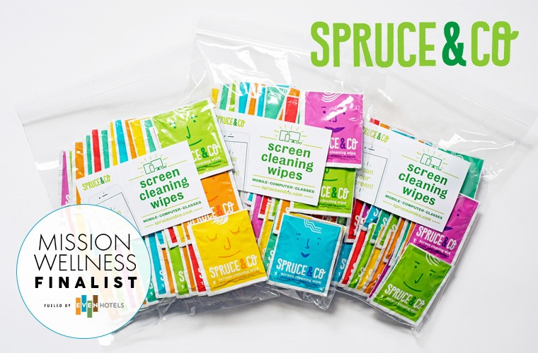 Mission Wellness finalist Spruce & Co.