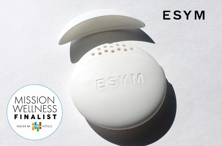 Mission Wellness finalist Esym