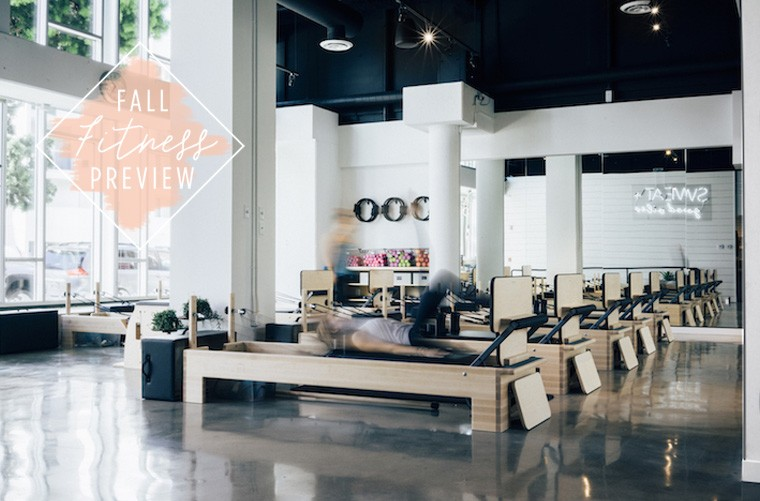 The 11 coolest new studios in boutique fitness right now