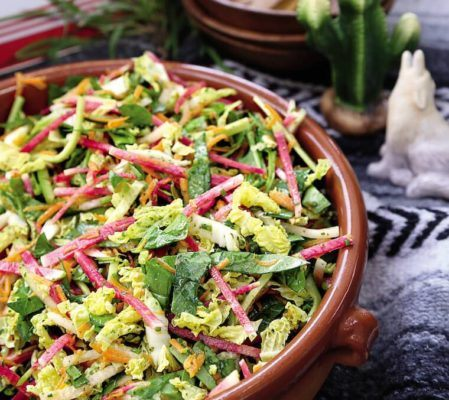 10 healthy picnic dishes that take less than 15 minutes to make
